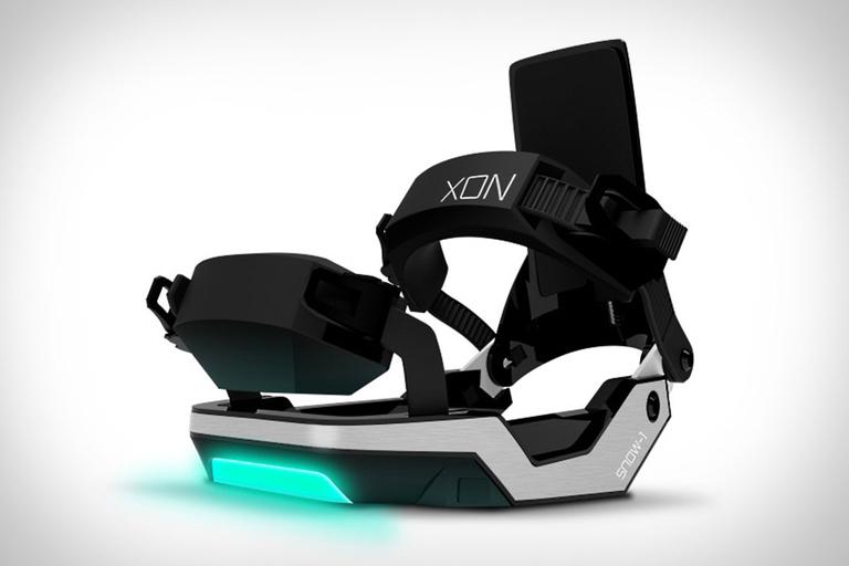 Xon Smart Snowboarding System