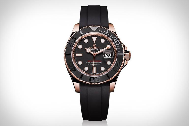 2015 Rolex Yacht-Master Watch
