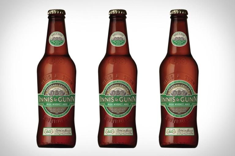 Innis & Gunn Irish Whiskey Aged Beer