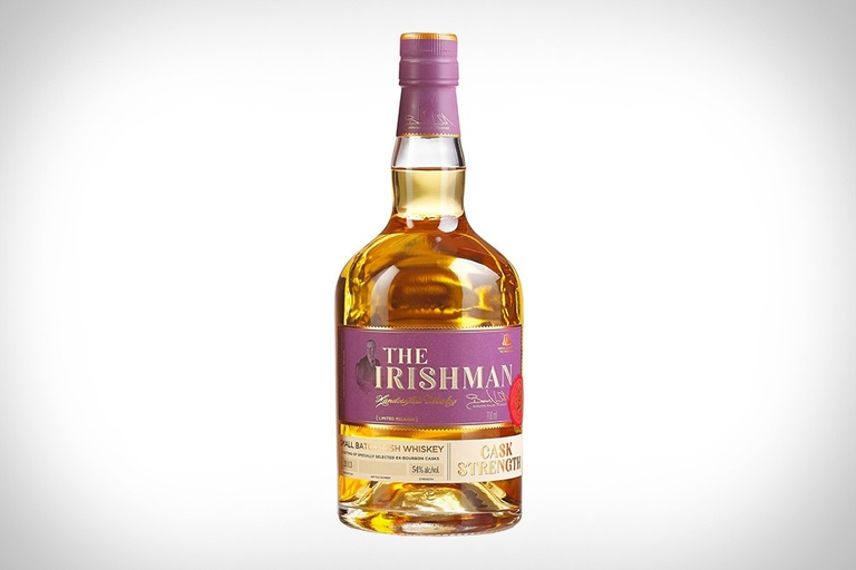 The Irishman Cask Strength Whiskey