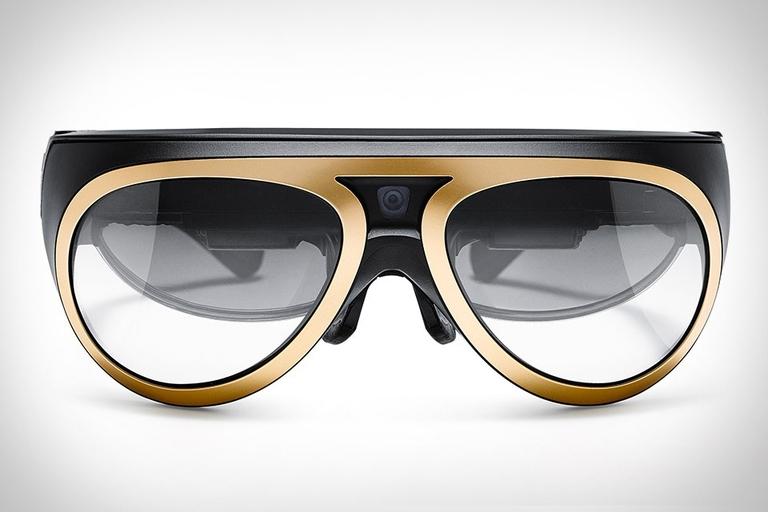 Mini Augmented Vision