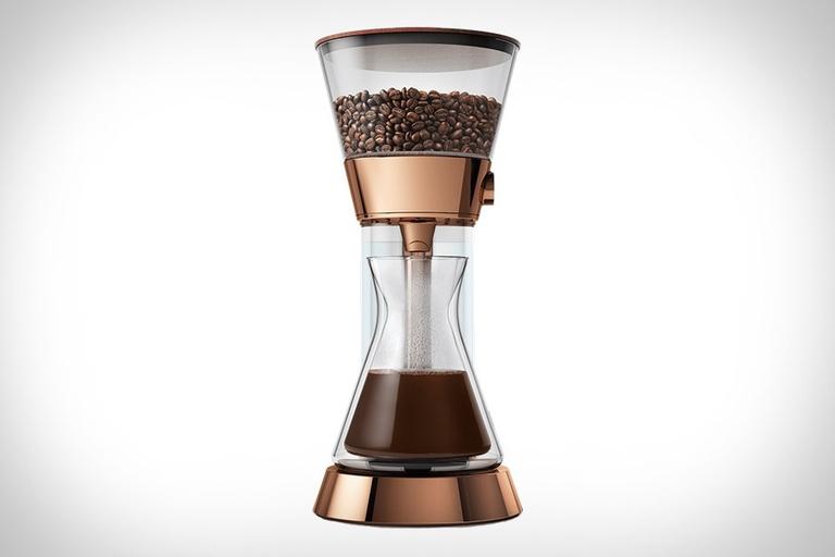 Poppy Pour-Over Coffee Machine