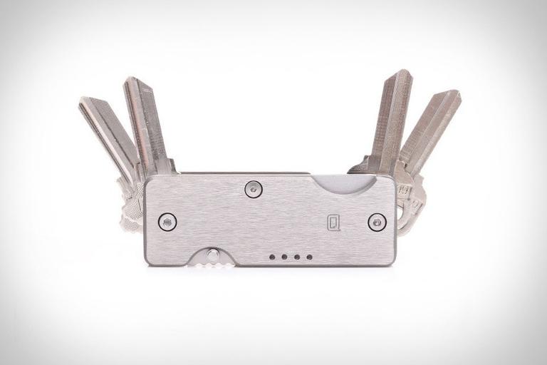 Mini Q Key Organizer Knife