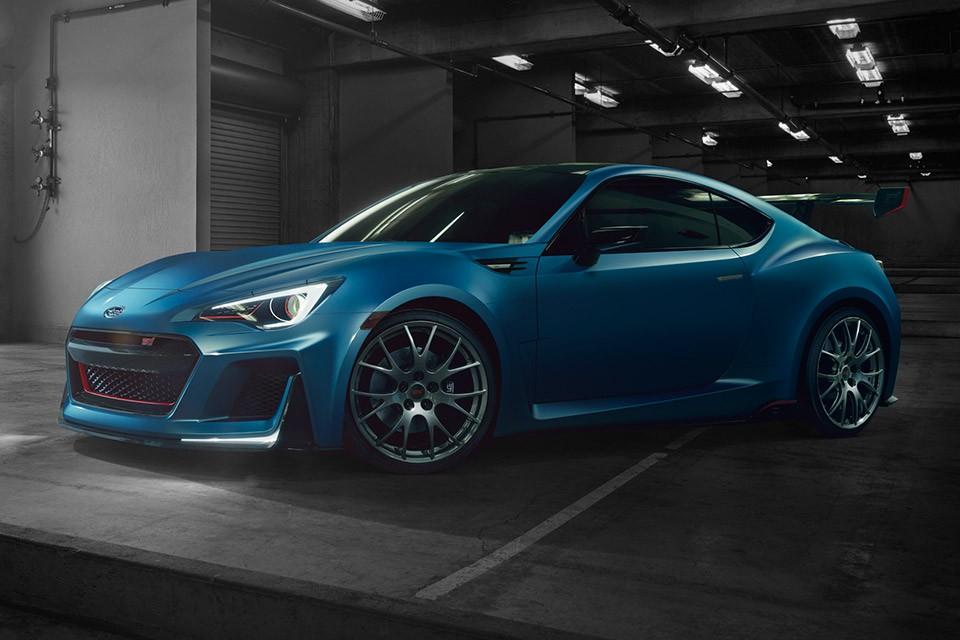 Subaru STI Performance Concept | Uncrate