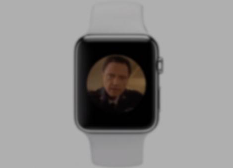 Christopher Walken Apple Watch Commercial