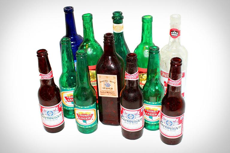 Smashprops Breakaway Bottles