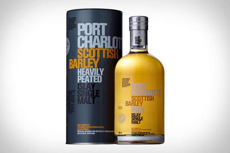Port Charlotte Scottish Barley Whiskey