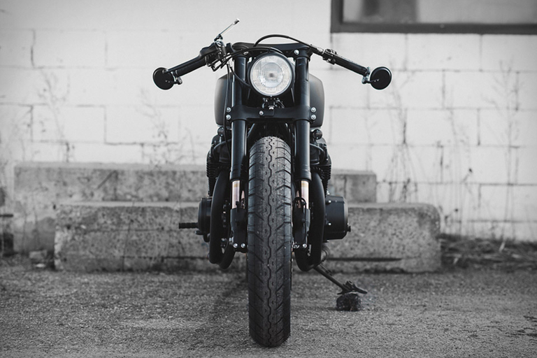 Clockwork Twenty2 Motorcycle