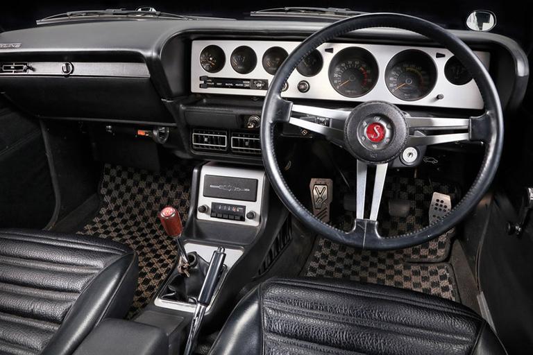 1973 Nissan Skyline H/T 2000 GT-R Kenmeri