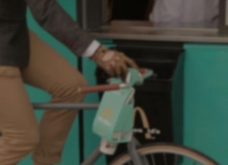 Bike-Friendly Drive Through Packaging