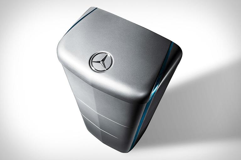Mercedes-Benz Home Battery