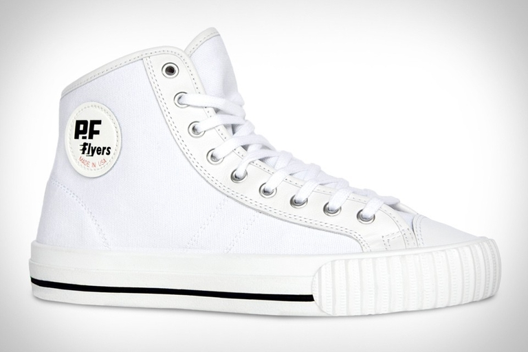 PF Flyers Made in USA Center Hi Sneaker
