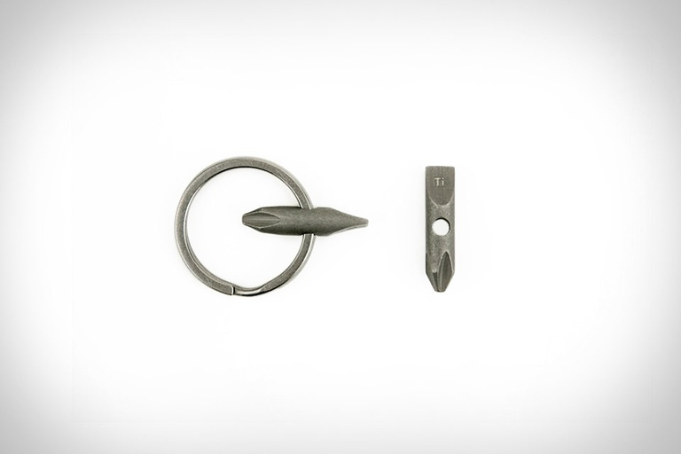Titanium Pocket Bit