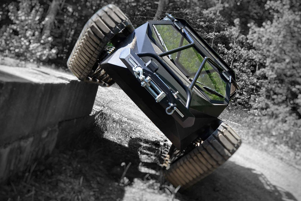 Ripsaw Ev2 For Sale >> Ripsaw Ev2 Luxury Tank Uncrate