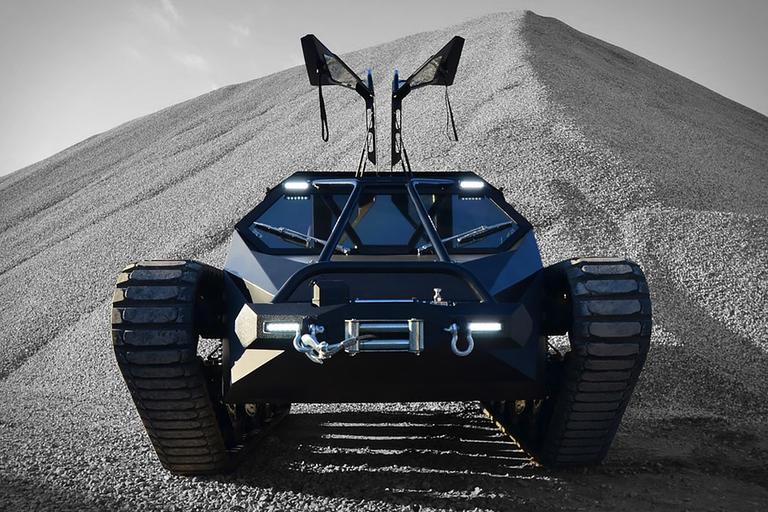 Ripsaw EV2 Luxury Tank