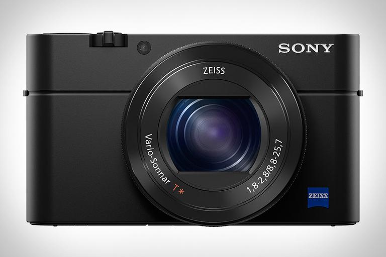 Sony RX100 IV Camera