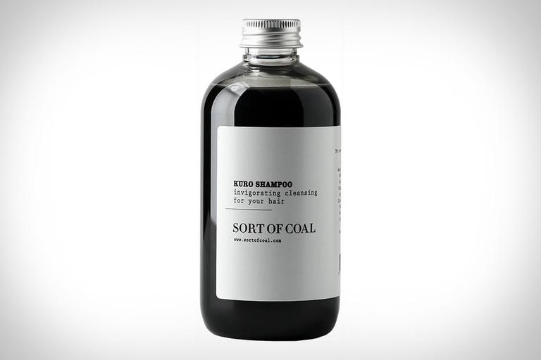 Sort of Coal Kuro Charcoal Shampoo