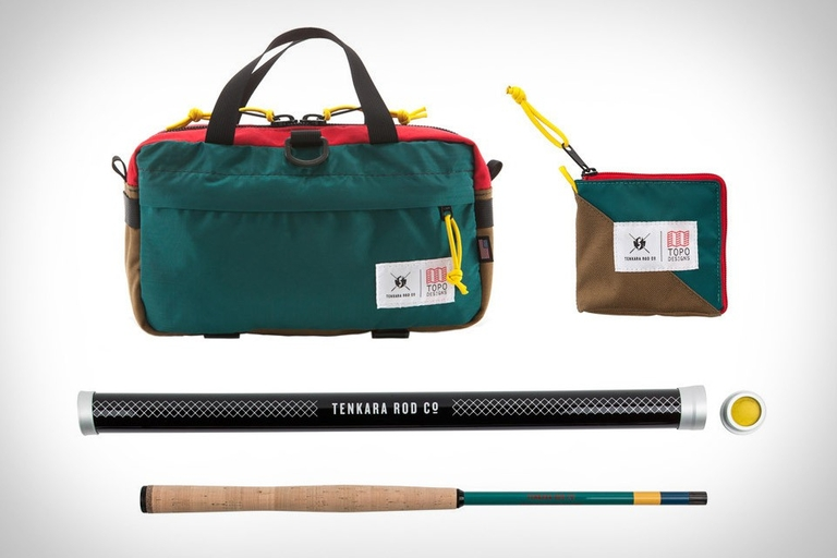Topo Designs x Tenkara Rod Co. Kit