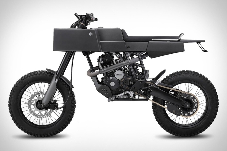 Thrive Yamaha Scorpio Motorcycle
