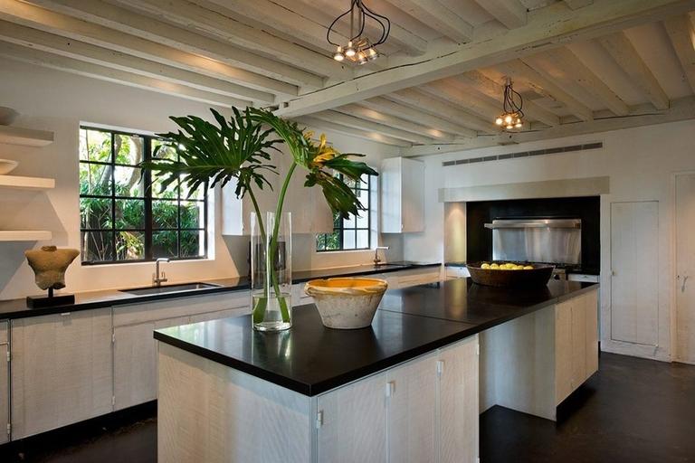 Calvin Klein's Miami Beach House
