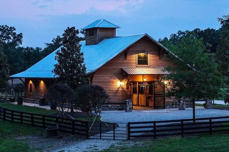 Holder Bros. Timber Framed Barns