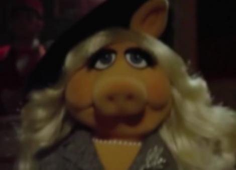 Miss Piggy Covers Rihanna