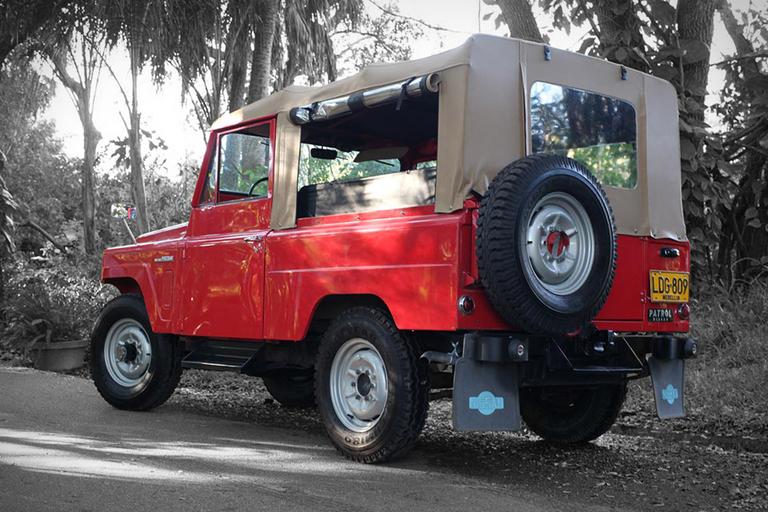 Volcan Vintage Nissan Patrol