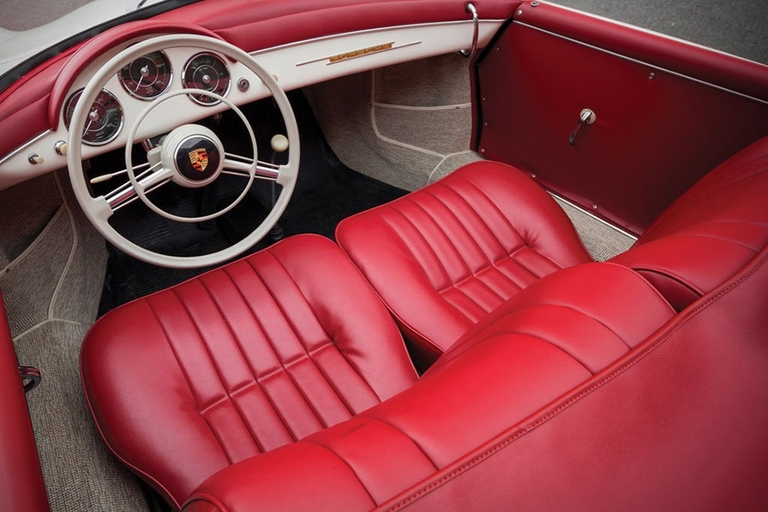 1956 Porsche 356 A 1600 Speedster