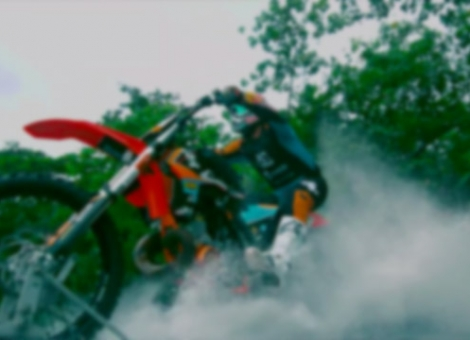 Motocross Surfing