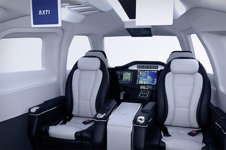 TriFan 600 VTOL Plane