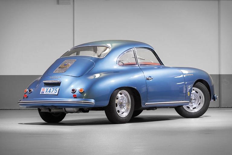 1956 Porsche 356 A Carrera 1500 GS Coupe