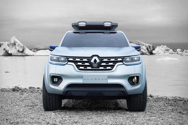 Renault Alaskan Concept Truck