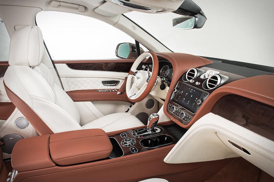 Bentley Bentayga | Uncrate