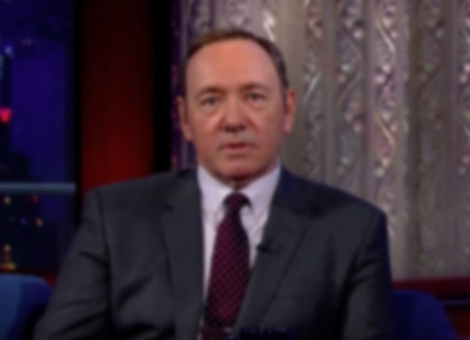 Who Is Frank Underwood Talking To?