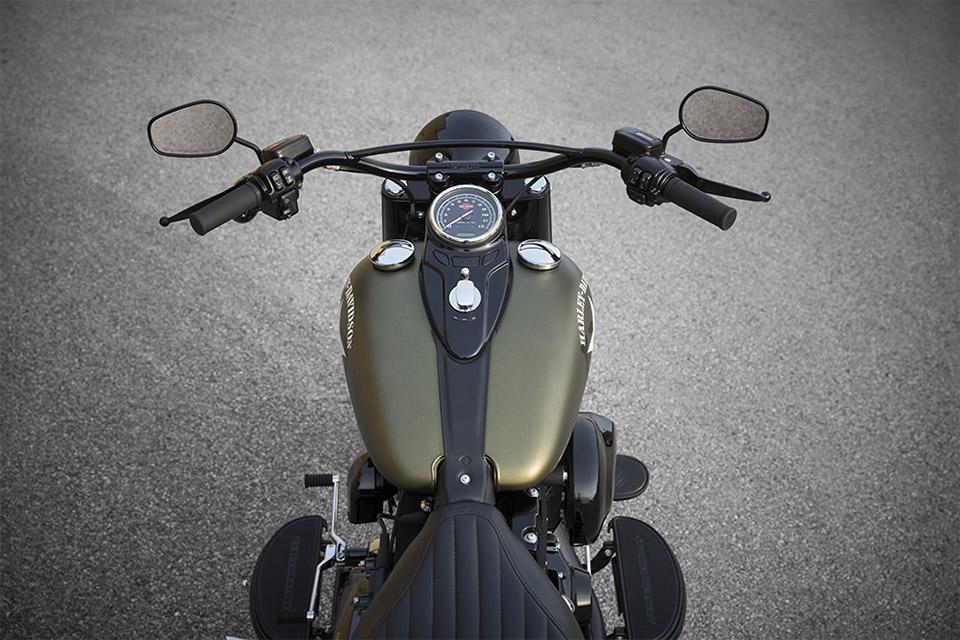 Harley-Davidson Softail Slim S Motorcycle | Uncrate