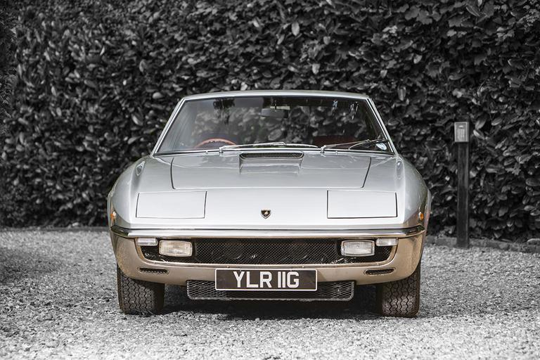 1969 Lamborghini Islero S Coupe