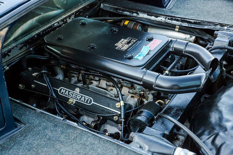 1975 Maserati Bora