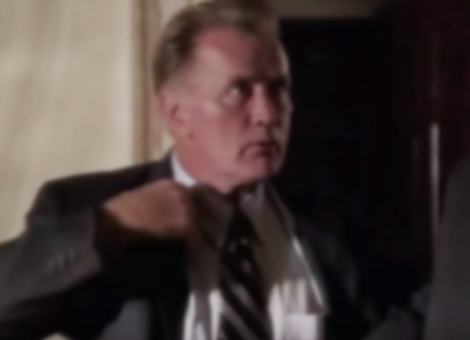 Every Time President Bartlet Flipped on His Jacket