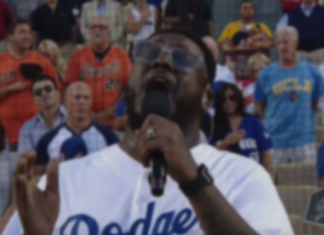 T-Pain Sings the National Anthem