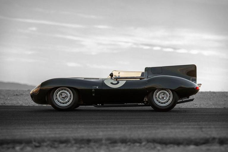1956 Jaguar D-Type Works Long Nose