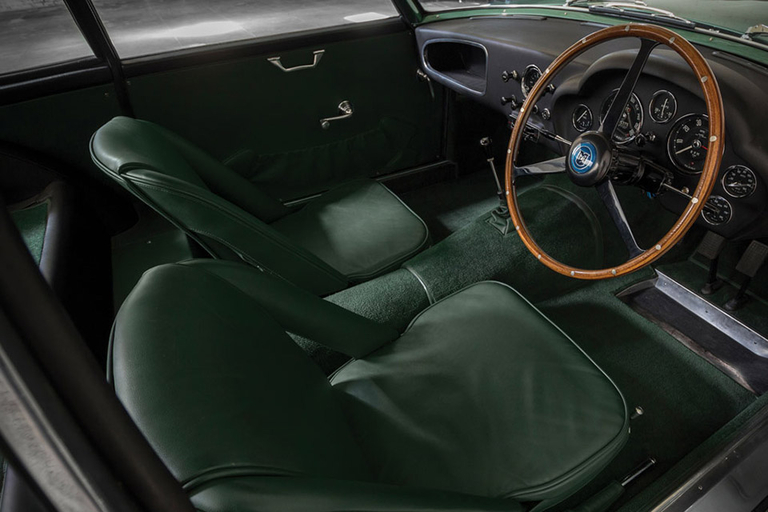 1962 Aston Martin DB4GT
