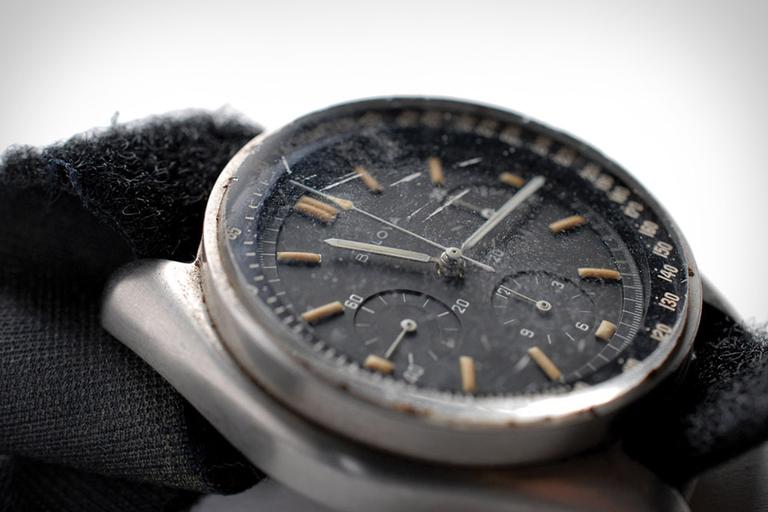 Moon-Worn Bulova Chronograph Watch