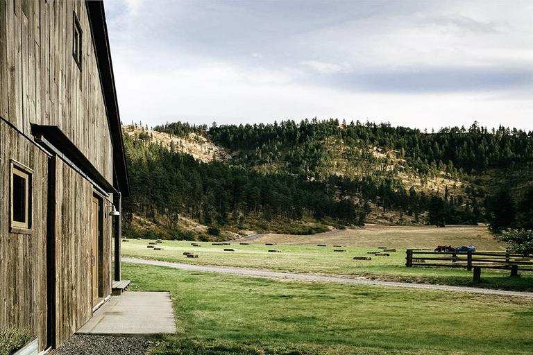 Canyon Barn