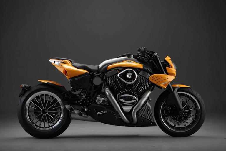CR&S Duu Motorcycle