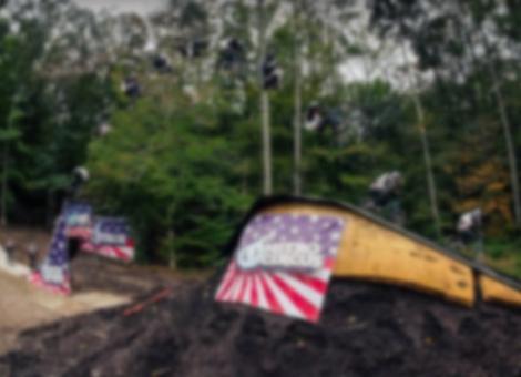 World's First BMX Triple Front Flip