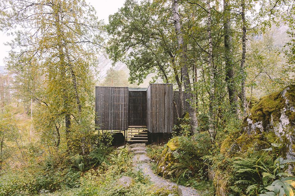 Shelter - Juvet Landscape Hotel Uncrate
