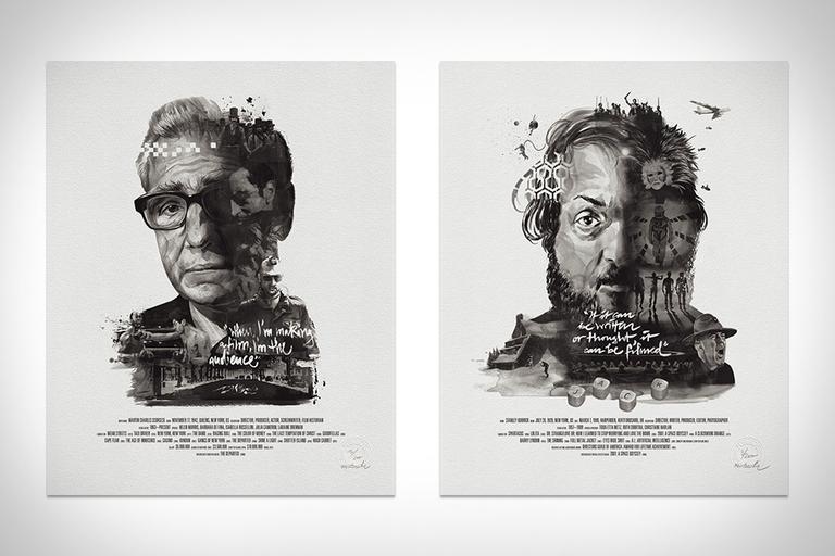 Stellavie Director Portrait Prints