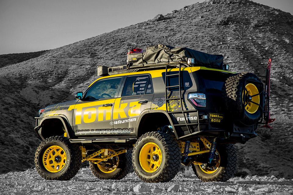 Toyota Tonka 4Runner Concept | Uncrate