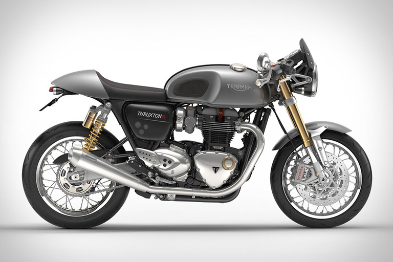 Triumph Thruxton R Motorcycle