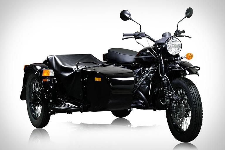 Ural Dark Force Motorcycle
